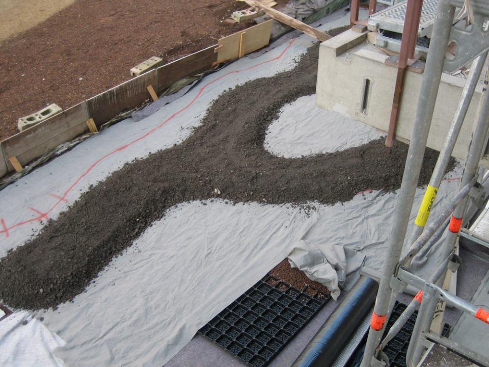 Leben im haus fundament bauen wohnen leben eg for Blanket insulation basement